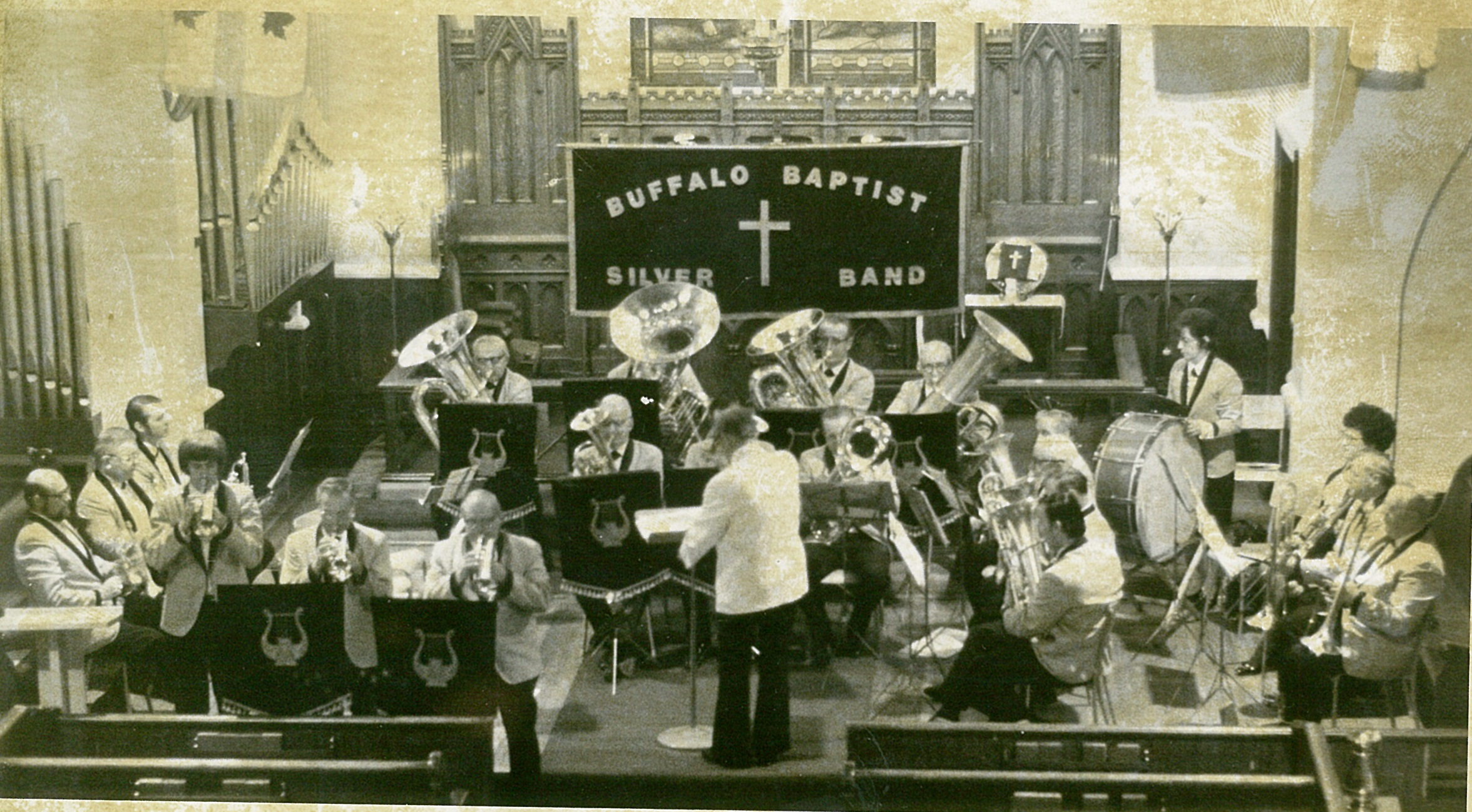 Buffalo Baptists Silver Band · Fort Erie Local History