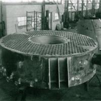 Machinery Inside of Horton Steel, #4