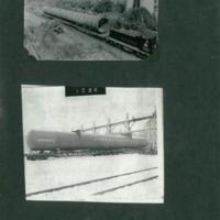 Train Heading into Horton Steel