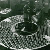 Machinery Inside of Horton Steel, #5