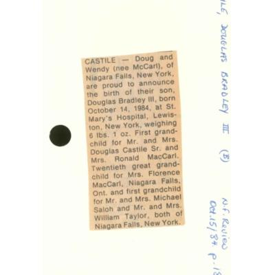 birthnoticedouglascastille.pdf