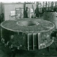 Machinery Inside of Horton Steel, #6